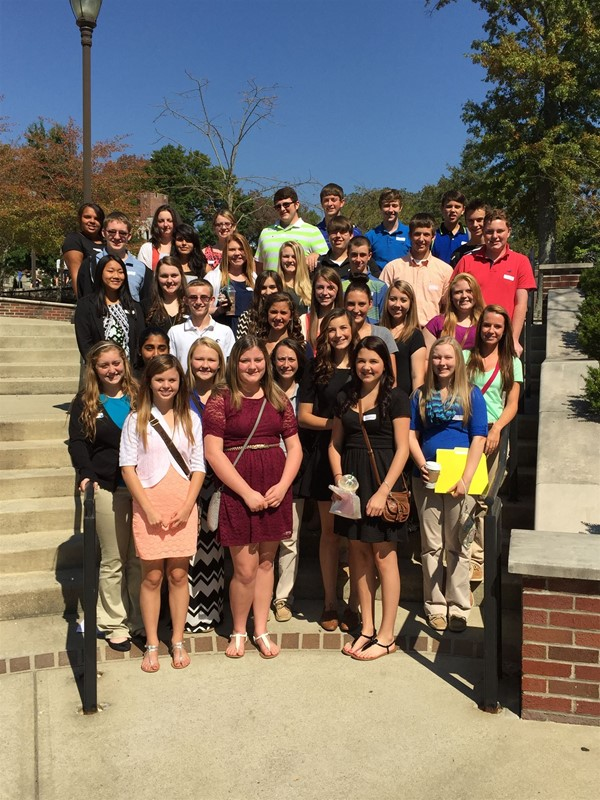 2014 Fall Leadership Conference at Morehead State University
